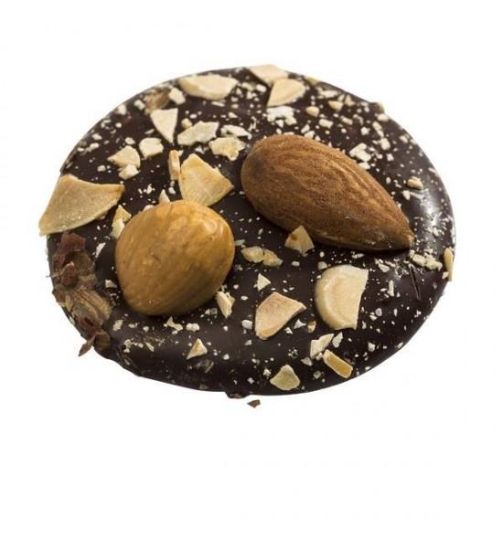 Mendiants chocolat Noir - Sans Sucre