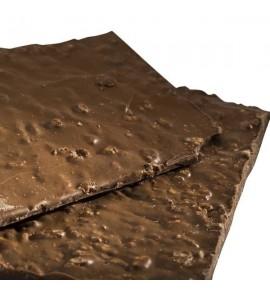Chocolat au Lait 35 % - Riz soufflé
