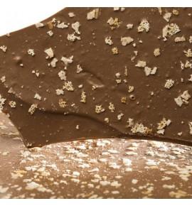 Chocolat au Lait 35 % - Caramel beurre salé