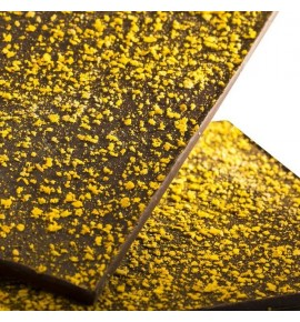 Chocolat Noir 70% - Citron crispy