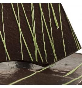 Chocolat Noir 70% - Thé vert