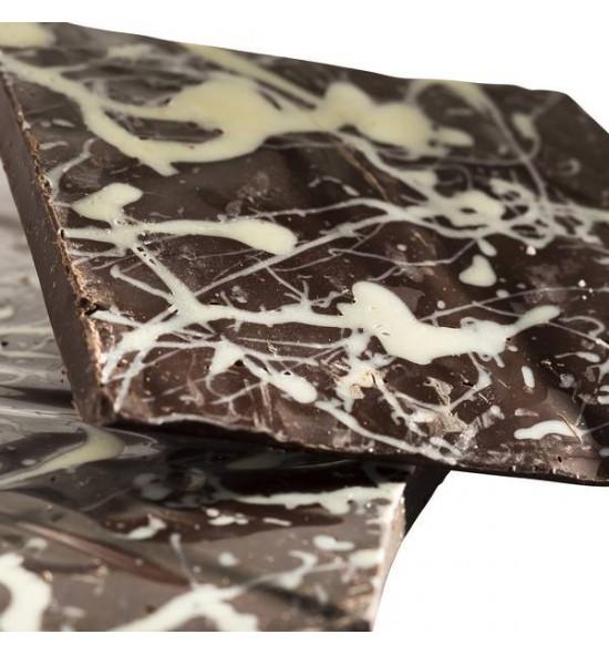 Chocolat Noir Fleur de sel - Sans Sucre