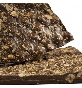 Chocolat Noir Noisettes - Sans Sucre